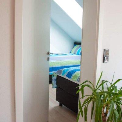 Ferienwohung Robert Brack Herrsching Schlafzimmer