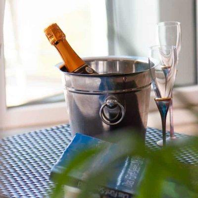 Gastfreundlichkeit in der Ferienwohnung Robert Brack