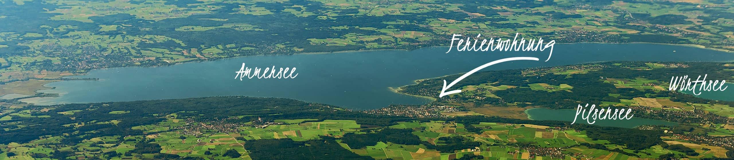 Luftbild Herrsching