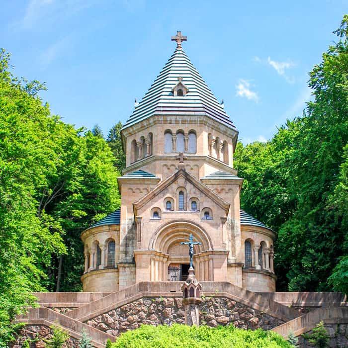 Votivkapelle zum Andenken an König Ludwig